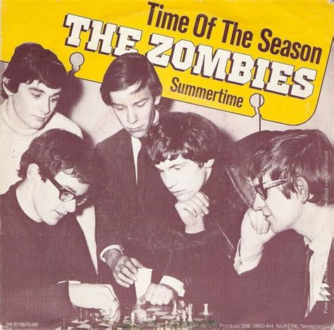 time of the season 45cat the zombies time of the season summertime br