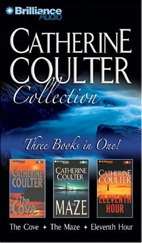 catherine coulter cd collection eleventh hour blindside and blowout catherine coulter eleventh hour