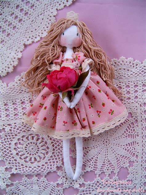 handmade rag dolls princess doll handmade dolls