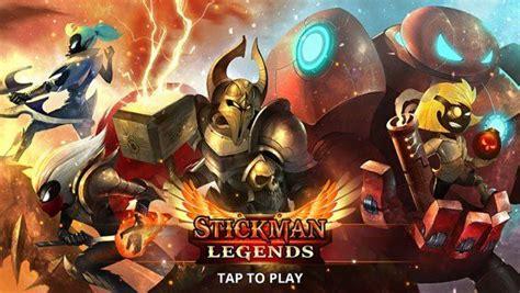 stickman legends ninja hero apk mod  android hero
