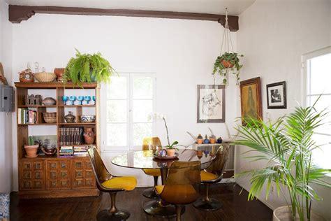 Salle A Manger Retro 2415 by Visite Une Maison R 233 Tro Boh 232 Me Cocon D 233 Co Vie Nomade