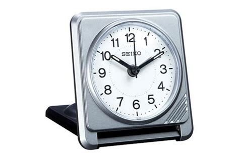 7 of the best travel alarm clocks for holidays evening standard