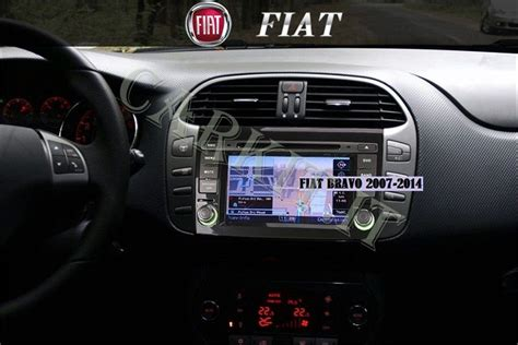 autoradio navigatore  din fiat bravo sistema operativo