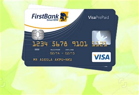 International Visa Gift Card Online - first bank prepaid cards firstbank nigeria