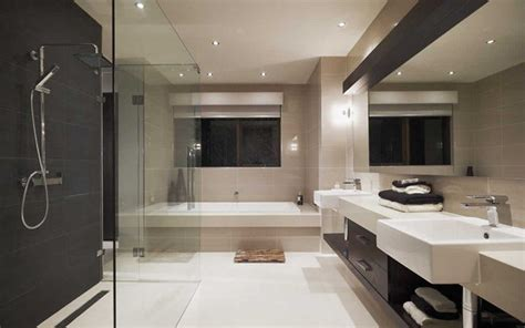 Modern Homes Bathrooms by Imperial New Home Images Modern House Images Metricon