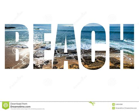 Landscape Architecture Words Word The Stony Coast Of The Mediterranean Sea
