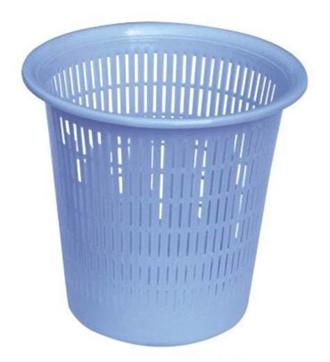 waste paper baskets pvc waste paper basket trash recycling horme singapore