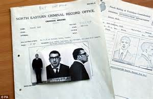What Goes On A Criminal Record Uk Not So Scary Now Notorious Villain Ronnie Kray As You Ve Never Seen Him Before
