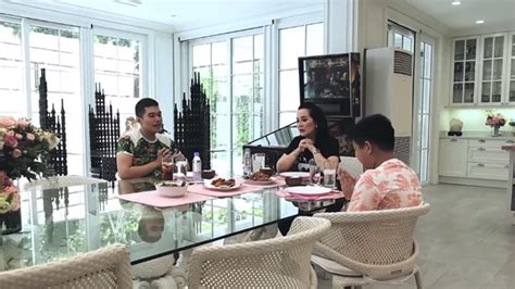 kris aquino kitchen collection take a peak at kris aquino s fabulous kitchen and dining
