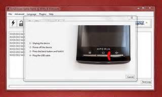 tutorial flash kernel easy tutorial flash custom kernel on xperia x8