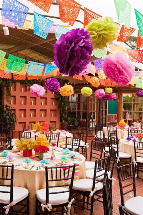 mexican theme decorations mexican theme time