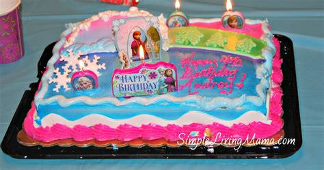 frozen birthday party simple living mama