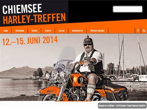 Motorradtreffen Chiemsee by Chiemsee Harley Treffen
