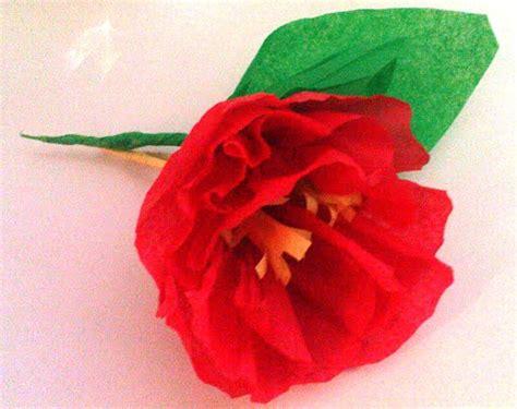 membuat aneka bunga unik  kertas krep sarungpreneur