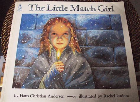 themes in little match girl the little match girl by hans christian andersen and