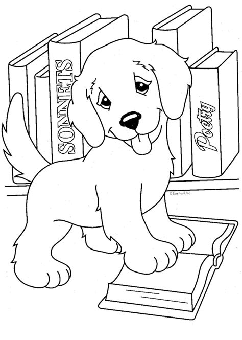 Library Coloring Pages Coloring Home