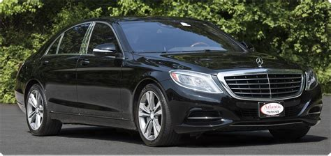 mercedes s550 rental in atlanta atlantic limo