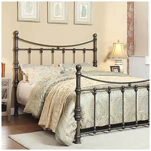 How Much Are Metal Bed Frames 300 It S A Bit Much Metal Bed At Big Lots Furniture