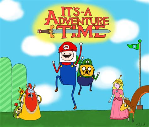 Poster Adventure Time Universe 3 20x30cm 1 adventure time crossovers