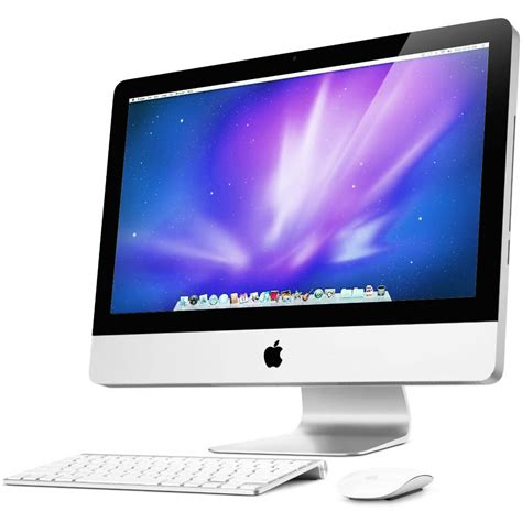 Apple Imac 21 5 apple imac 21 5 quot all in one computer intel i3 540 dual
