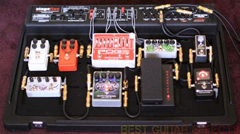 best powered pedalboard who makes the best guitar pedalboard