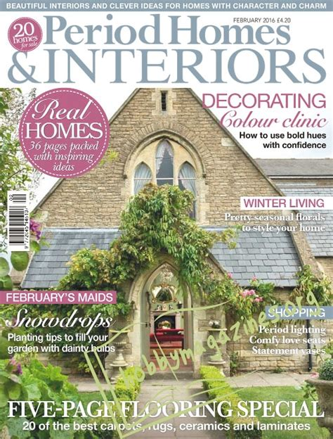 period homes and interiors period homes interiors february 2016