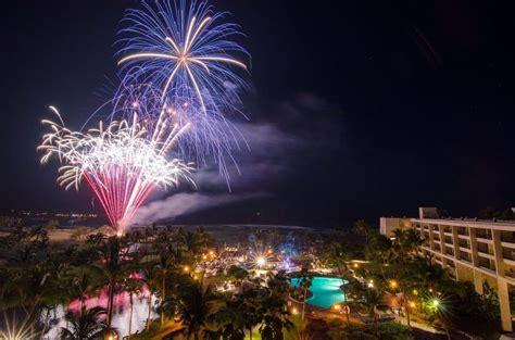 new year hawaii hawaii big island new year s fireworks celebrations