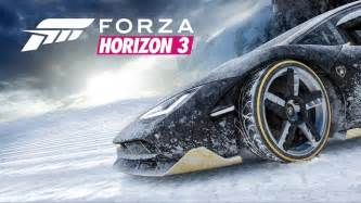 Forza Meaning Best Selling Forza Horizon 3 Unveils New Content And Is