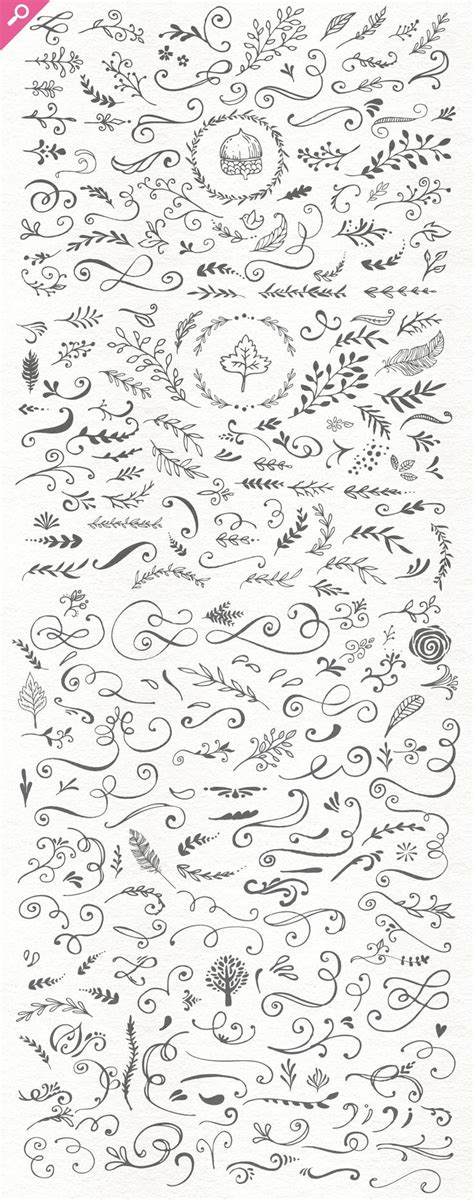 doodle tattoos 82 best decorative borders images on