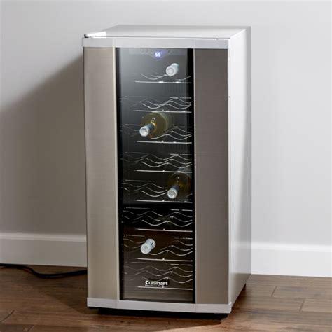 Cuisinart 32 Bottle Wine Cooler   Reviews   Crate and Barrel