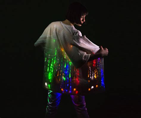 fashion design and technology risd artists redefine wearable technology with an