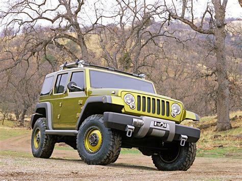 jeep rescue cherokee concept idea jeepforum com