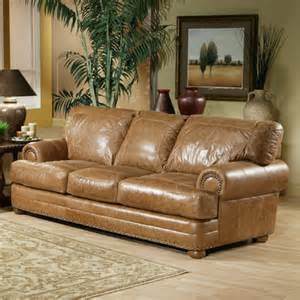 omnia leather houston leather sofa reviews wayfair