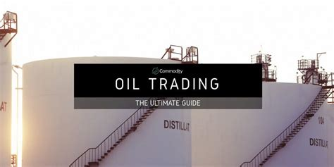 oil commodity crude oil the commodity guide