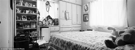 20 year old girl bedroom bedrooms of the fallen haunting black and white photos offer rare glimpse of the