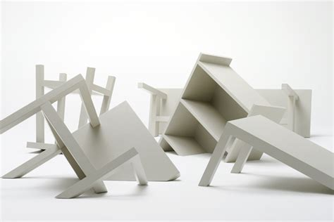 sinking couch sinking about furniture nendo