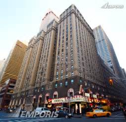 taft hotel new york city 115752 emporis