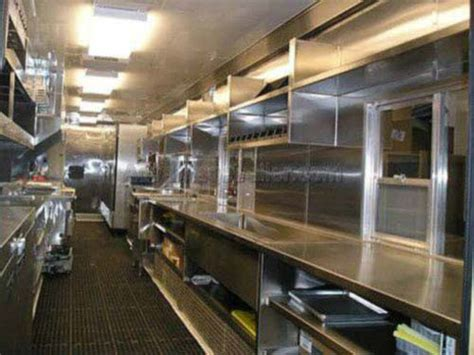 Kitchen Demonstration Trailer Custom Advertising Trailers Marketing Trailers