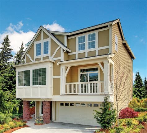 3 Story Homes Sammamish Wa New Homes Master Planned Community The