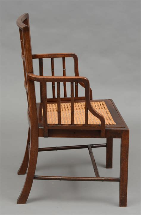 bamboo armchair antique bamboo armchairs rare georgian faux bamboo antique
