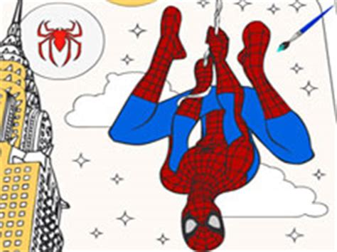Spiderman Games Online   Spiderman Games for Kids