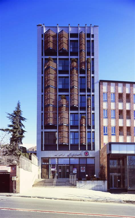 asef office building boozhgan studio archdaily