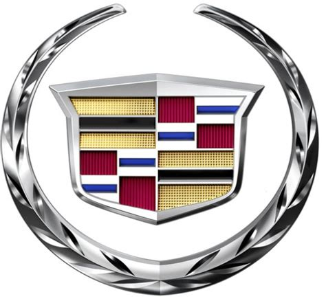 logo cadillac cadillac related emblems cartype