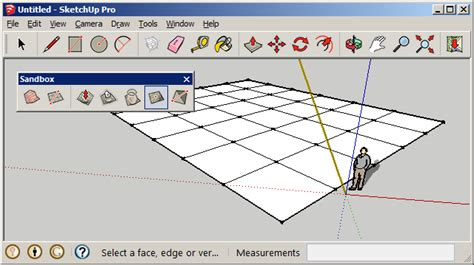 sketchup layout line tool sandbox tools sketchup extension warehouse