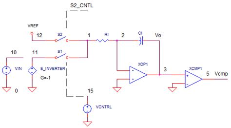 integrator circuit using lm324 circuit model integrator 28 images op a triangle wave on ltspice using lm741 op electrical