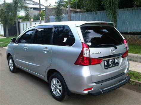 New Avanza G 1 3 Manual toyota grand new avanza g 1 3cc manual th 2016