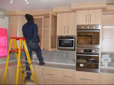 Build In Kitchen Cupboards For Sale In Johannesburg
