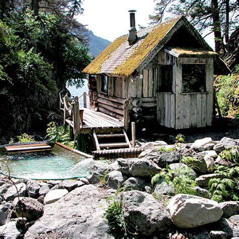 Remote Cabin Living by Alaska S Cove Wilderness Lodge Homer Ak Coastal Living