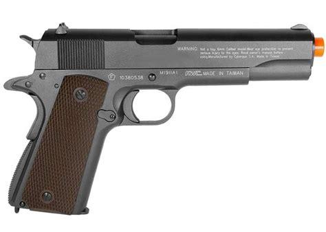 Airsoft Gun Colt 1911 Colt 1911 Gbb Airsoft Pistol Airgun Depot