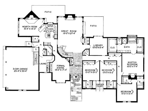 hill country floor plans 25 unique hill country floor plans house plans 59699